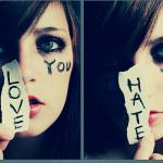 iubire love hate