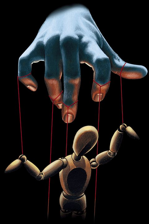 Manipularea exclude viața